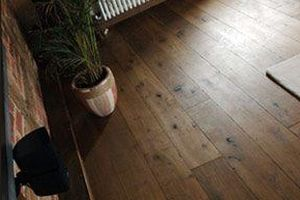 carrollton distressed wood floors