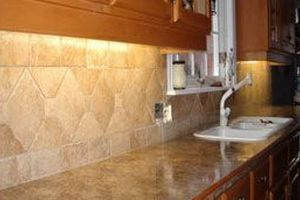 Elegant Stone Kitchen Backsplashes In Carrollton