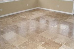 Carrollton Travertine Floors